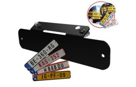 Berg Number Plate Kit